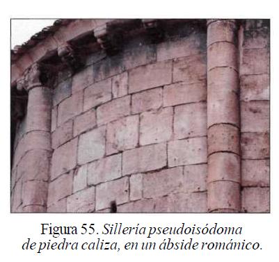 TEMA 2 ELEMENTOS ARQUITECTONICOS Y TIPOS DE EDIFICIOS.Sillería pseudoisódoma de piedra caliza.