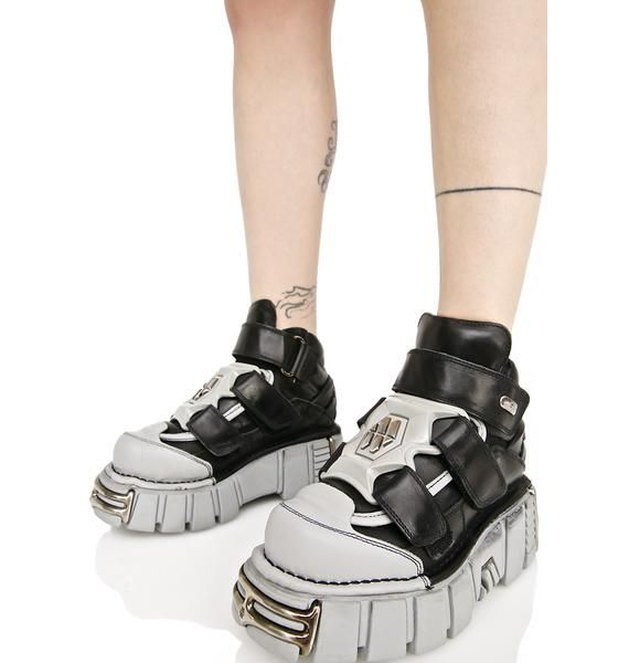 Spider Boots Dolls Kill | 신발