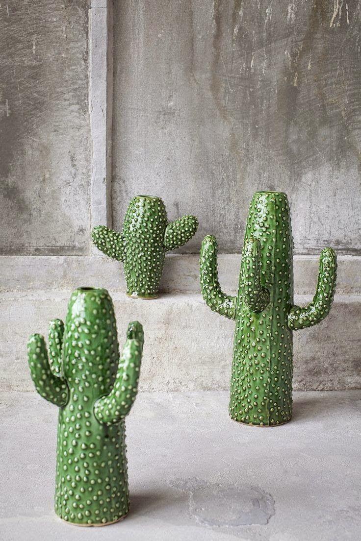 kaktus vase serax home decor pinterest pottery. Black Bedroom Furniture Sets. Home Design Ideas