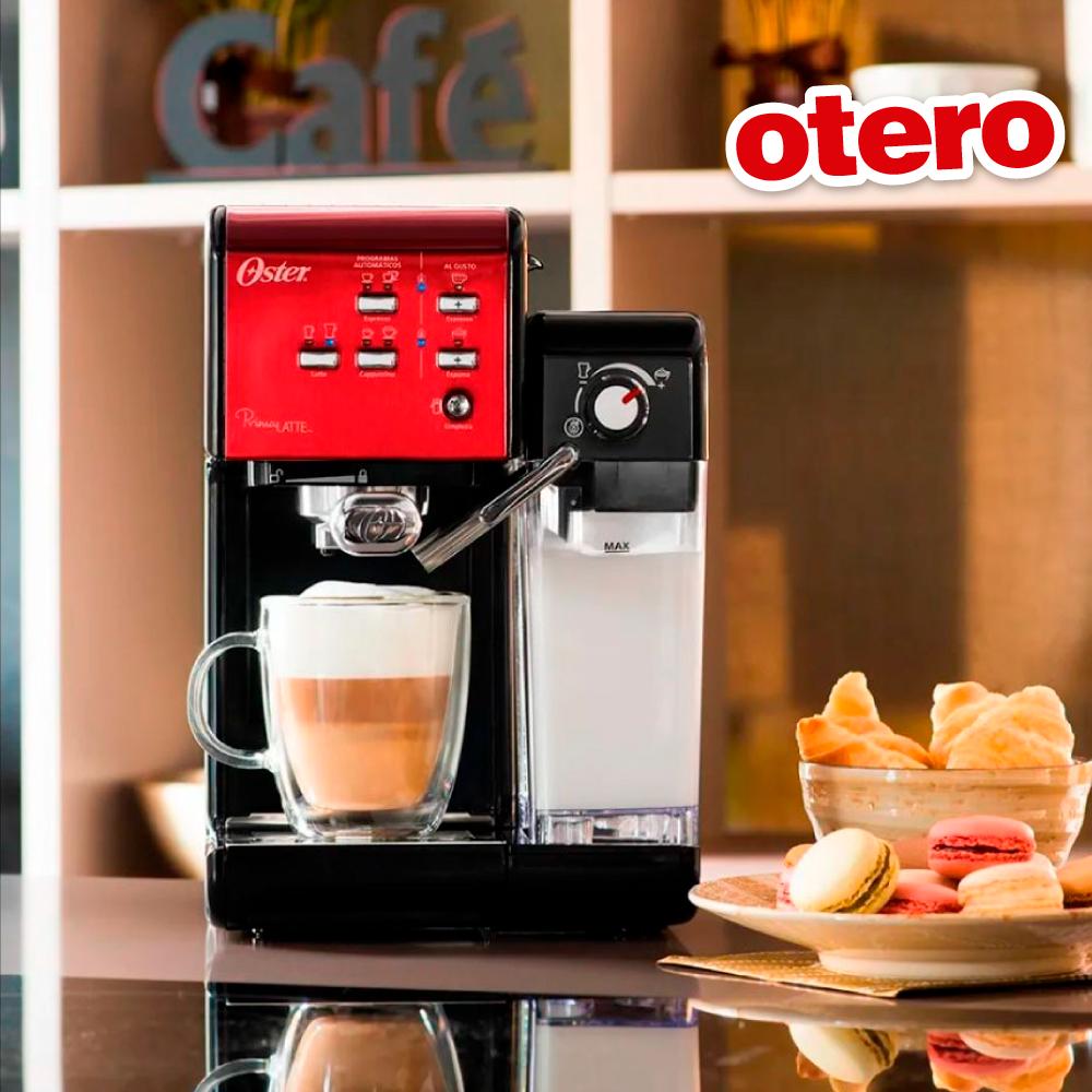 Cafetera Express Automática Oster Prima Latte 6701