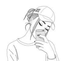 Image Result For Tumblr Outlines Tumblr Dessin Swag