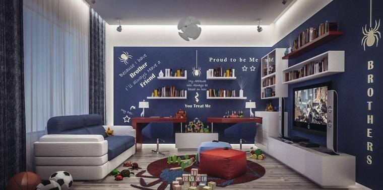 w nde bemalen oder tapeten verlegen 50 zimmer f r kinder zimmer f r kinder home. Black Bedroom Furniture Sets. Home Design Ideas