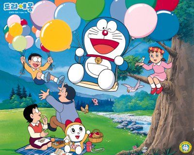 Doraemon Wallpaper and Background Image | 1280x1024 | ID:488984