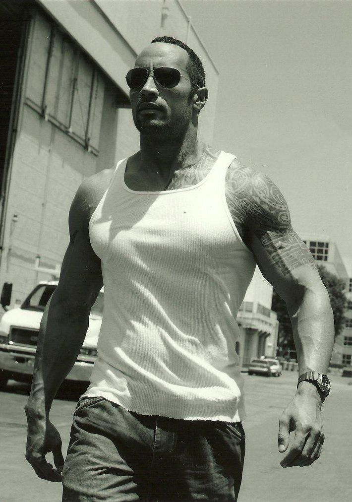 Dwayne Douglas Johnson (born May 2, 1972), also known by