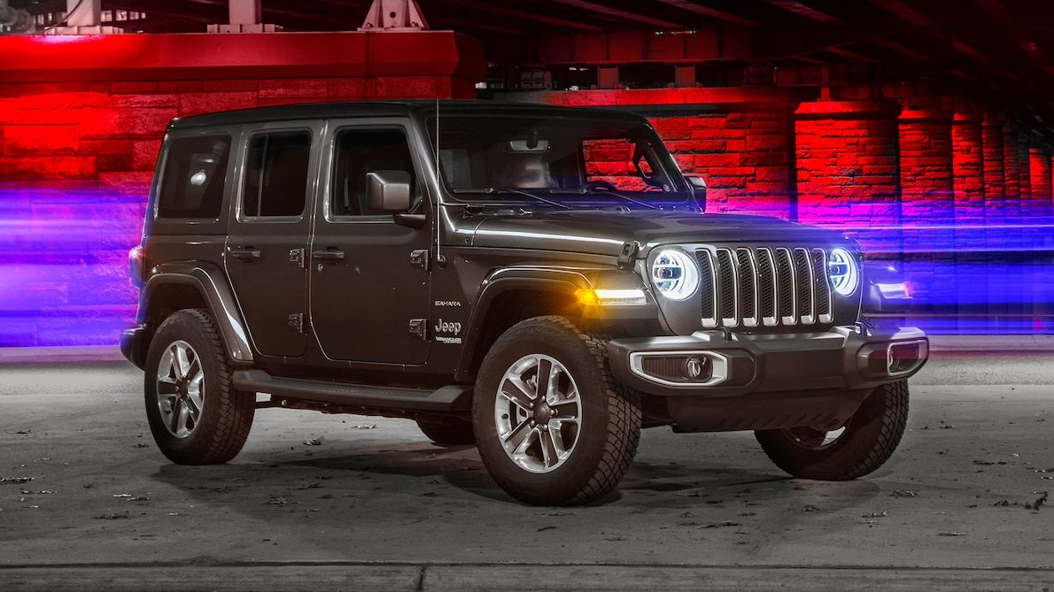 Jeep Wrangler Is The 2019 Motortrend Suv Of The Year Jeep