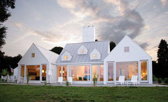 Modern Farmhouse Architect Hugh Newell Jacobsen