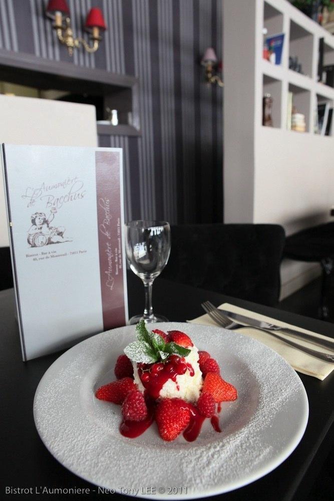 Bistrot LAumoniere De Bacchus Gourmand Français Pinterest - Rue de la cuisine avis