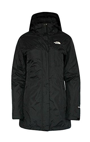 Black The Solarflare Face Womens TNF North Jacket Triclimate T31FKcJlu