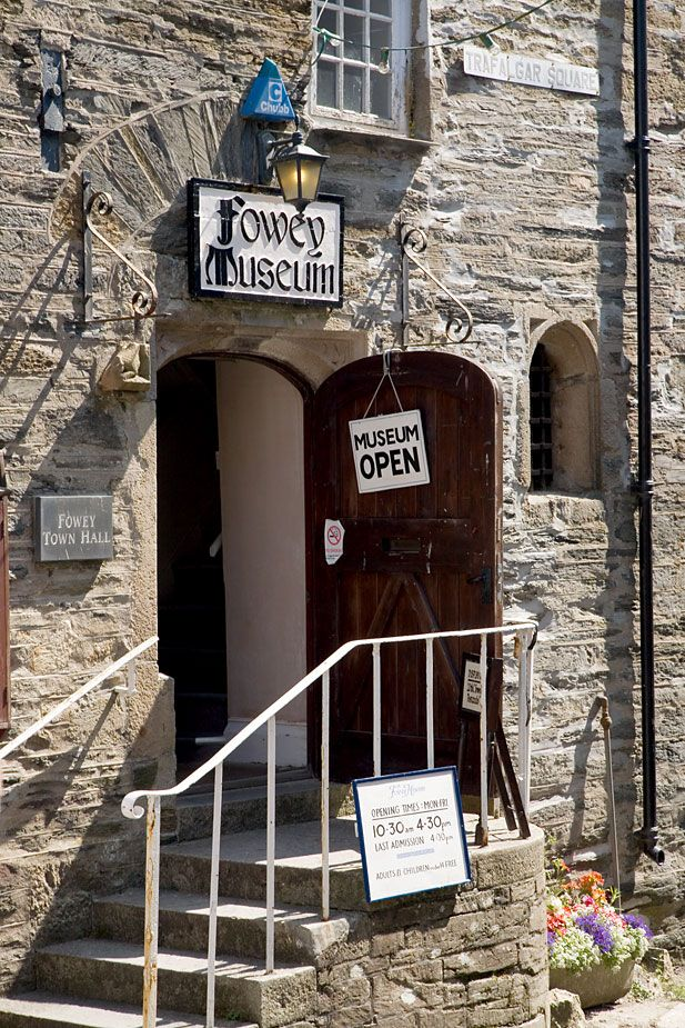 Fowey Museum (by chris_I / cornwalls.co.uk) It is quite appropriate that Fowey Museum is housed in one of the town's oldest buildings, the old Borough Council chamber. Inside there is only one room to present the history of this ancient settlement. It does manage to do this with references to Fowey's maritime heritage, the China clay industry and several objects that are less obviously connected including the cloak of Italian military leader, General Garibaldi.