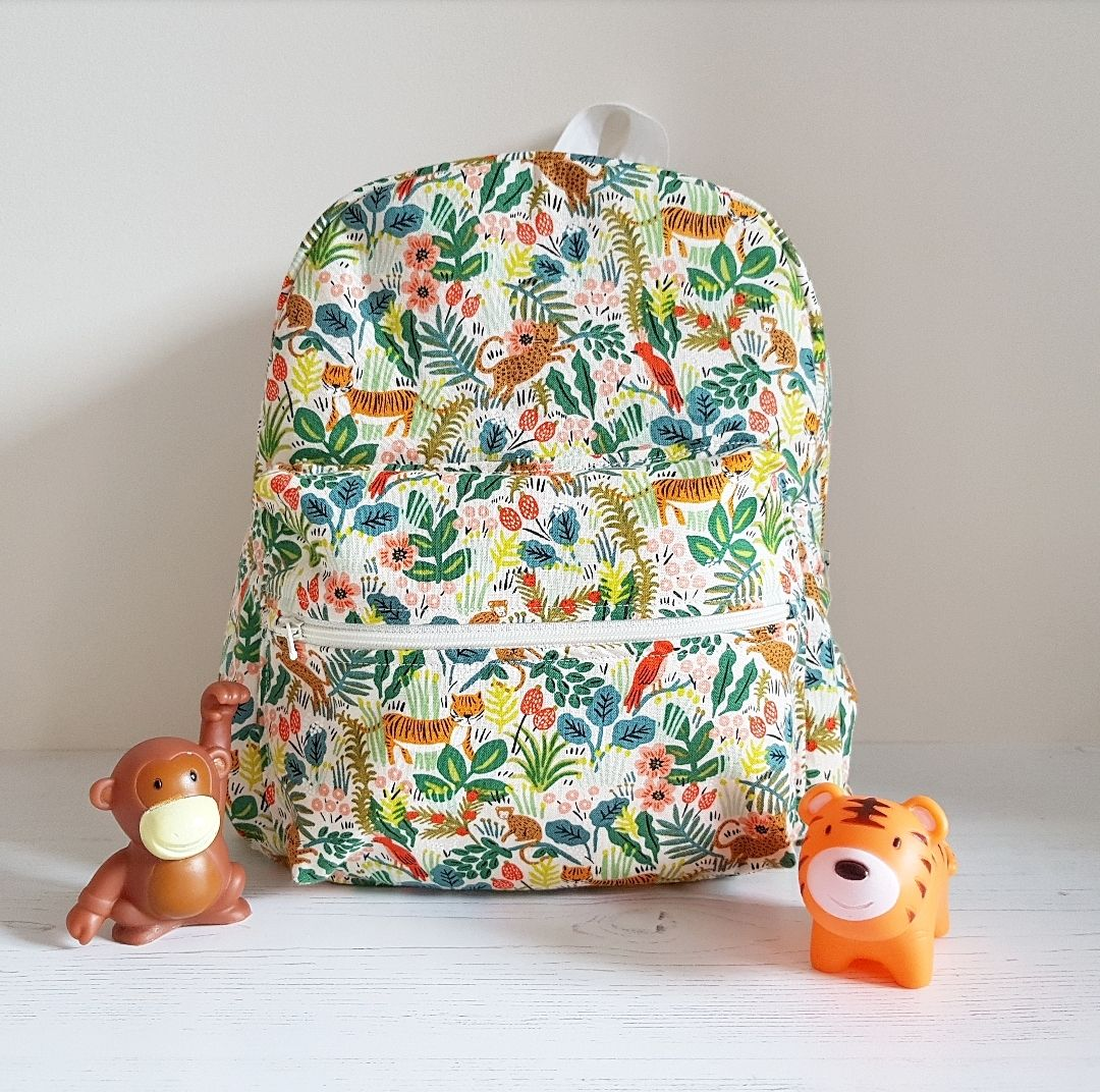 Jungle Safari Toddler backpack - Back-to-School  6824e88a34c2a