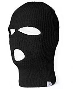 TopHeadwear 3-Hole Ski Face Mask Balaclava  a2fac824f4e