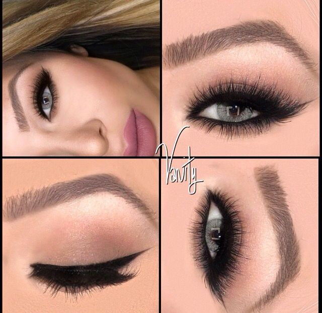 Pretty And Simple Make Up Pinterest