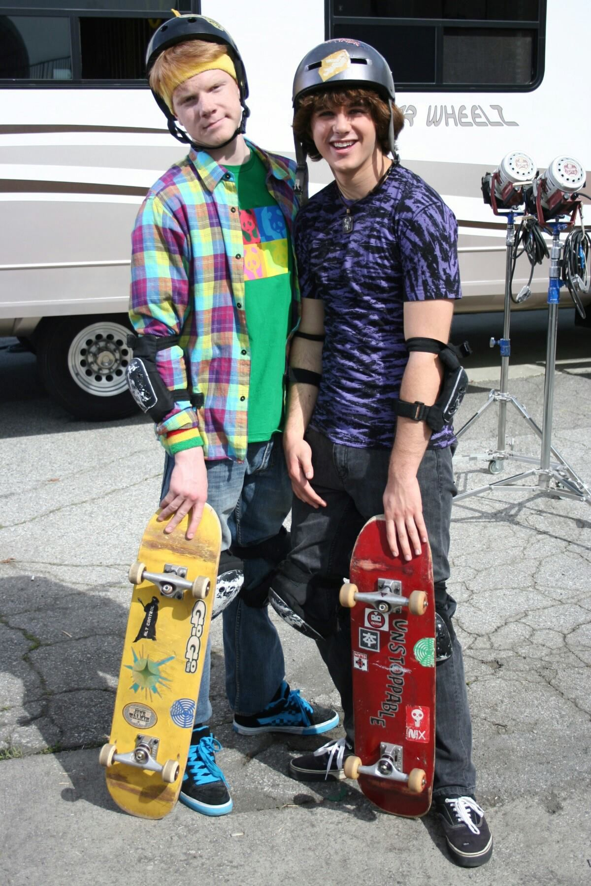 Disney Xd Skateboard Show : disney, skateboard, Hicks