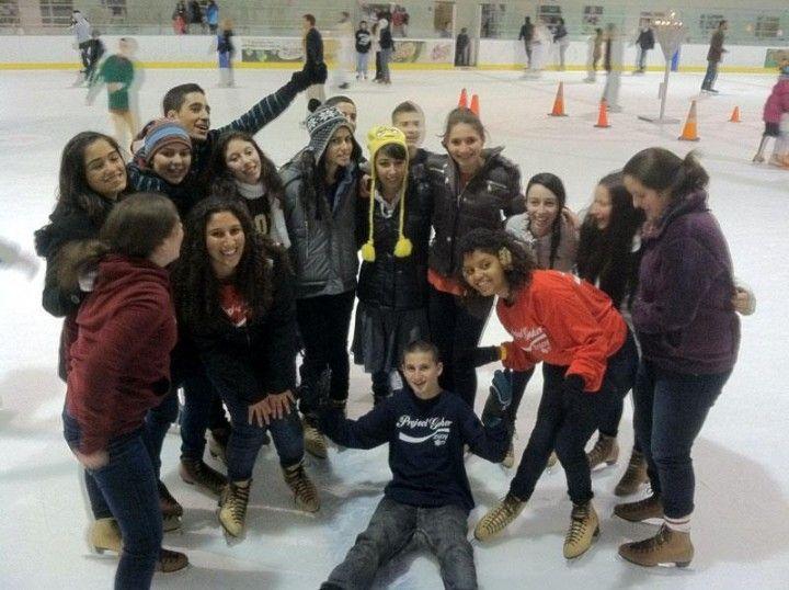 Friday Night Ice Skating at Jacksonville Ice & Sportsplex Jacksonville, FL #Kids #Events