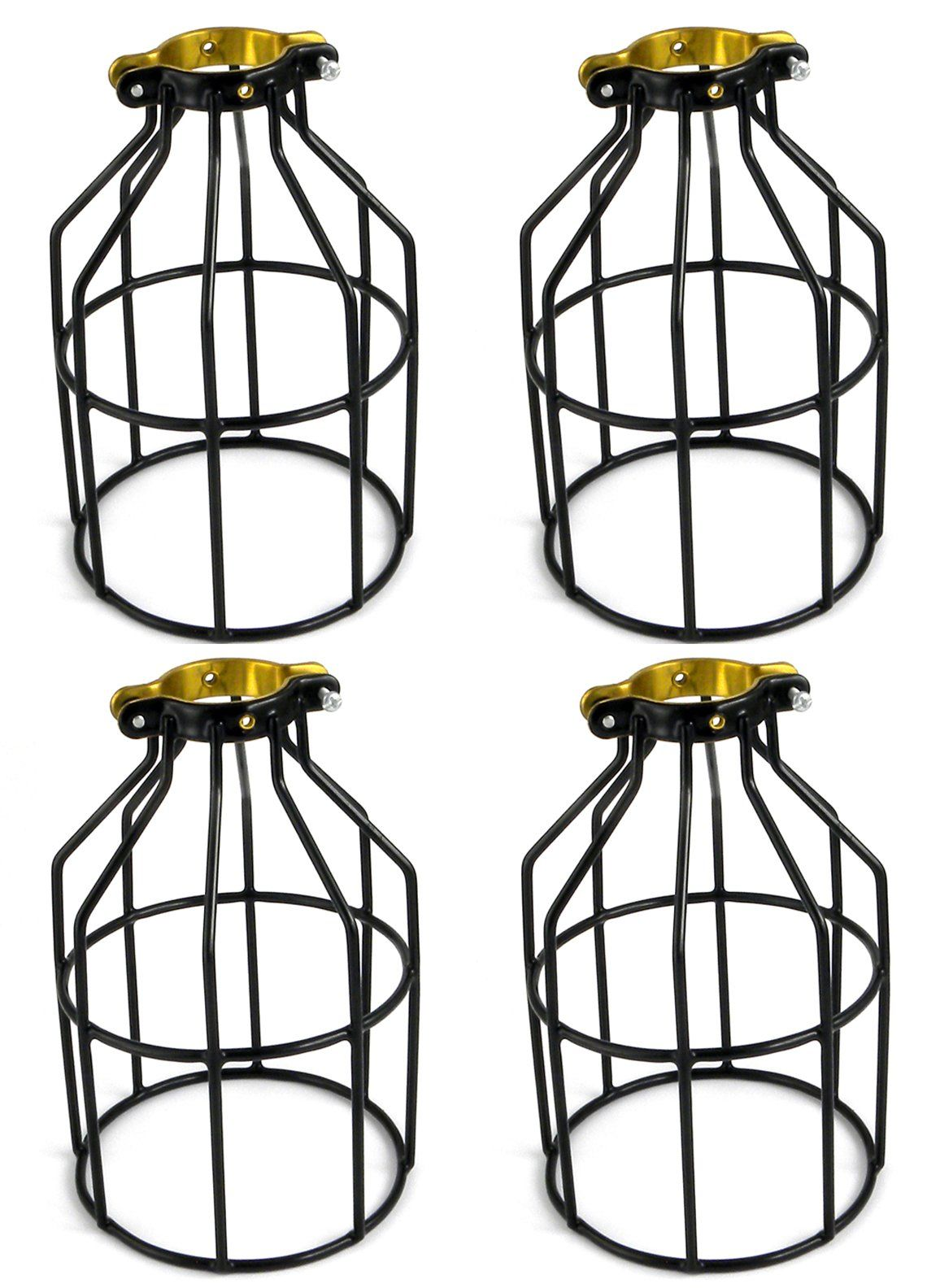 Adamax WLG1B Metal Lamp Guard for String Lights and Lamp holders - Lighting Accessories - Amazon.com