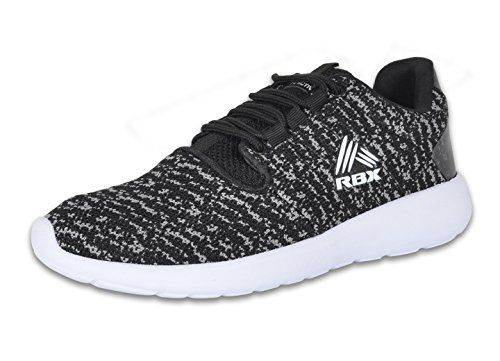 RBX Womens Lightweight Mesh Everyday Shoe BlackGreyWhite 6   Visit the  image link more details. b0a99e0b51