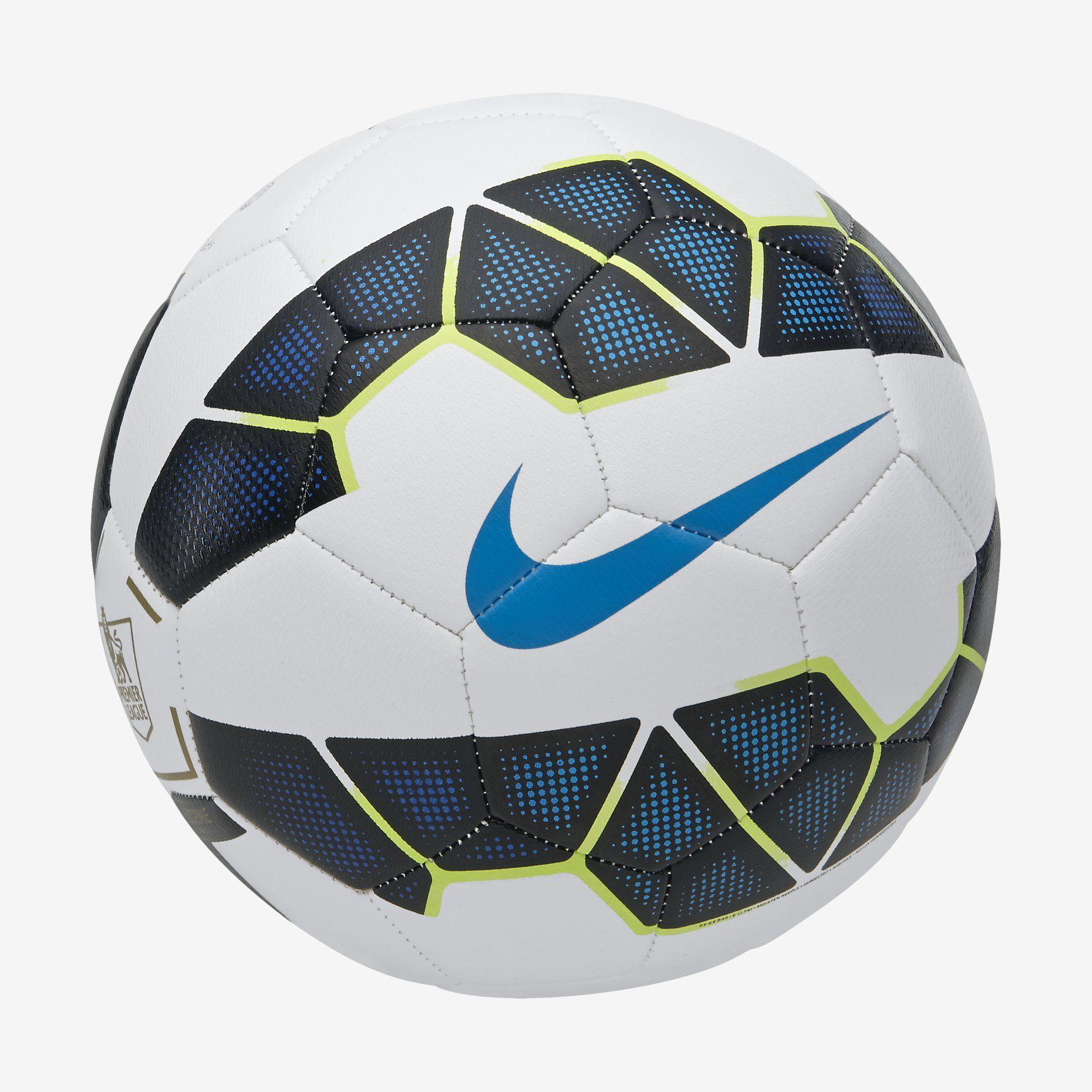 Barclays Premier League: Nike Strike Barclays Premier League Soccer Ball. Nike