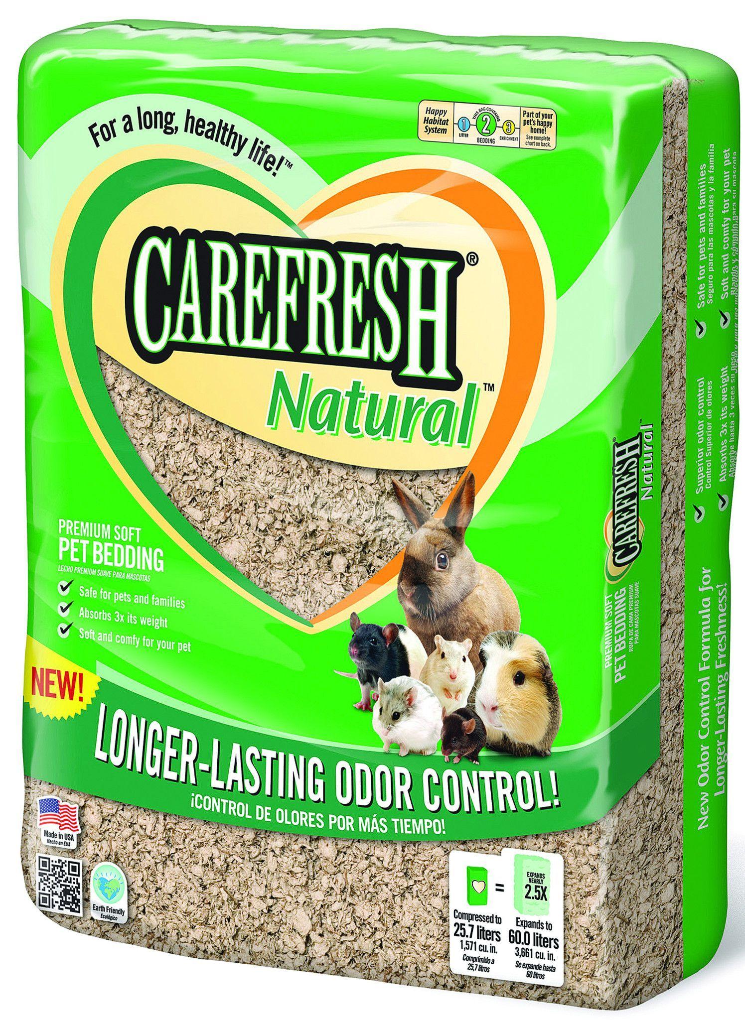 CAREFRESH COMPLETE NATURAL PREMIUM SOFT BEDDING Hamster