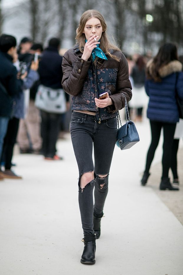 Style roundup from Paris 11.3.15