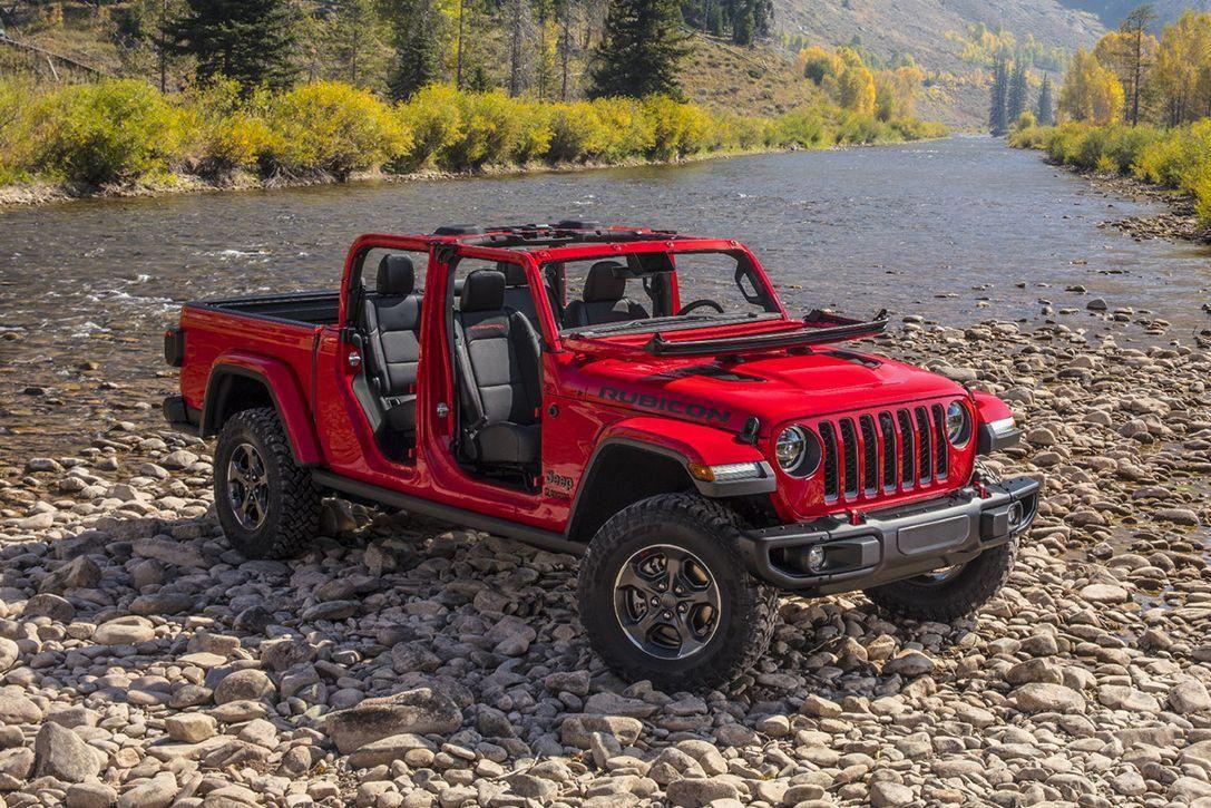 cars trucks Pickuptrucks in 2020 Jeep pickup truck