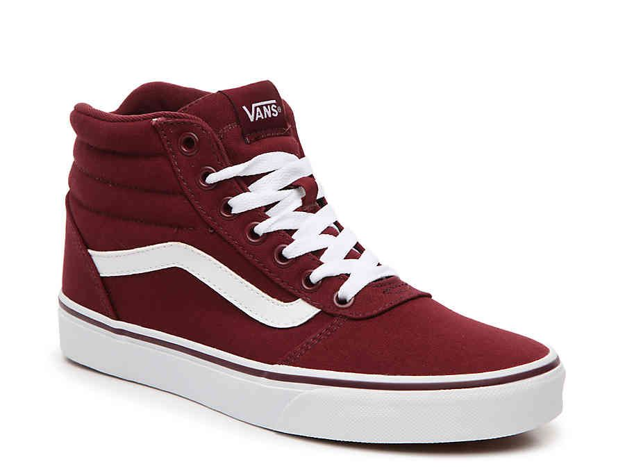 Vans Ward Hi High-Top Sneaker - Women's