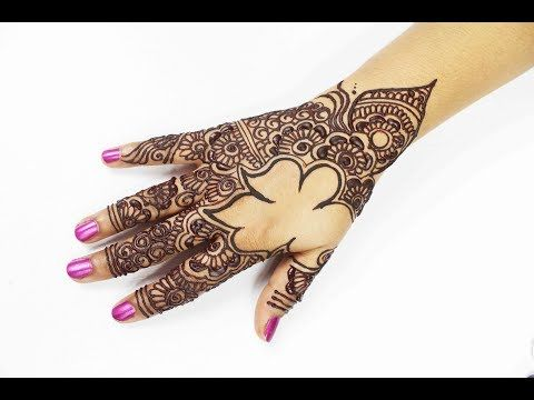 Mehndi Henna Designs S : Latest fashion bridal mehndi henna design dhulan mehendi design#9