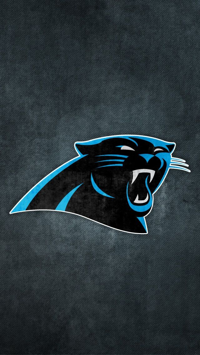 Carolina Panthers Nfl Iphone Wallpaper Panthers Carolina Panthers