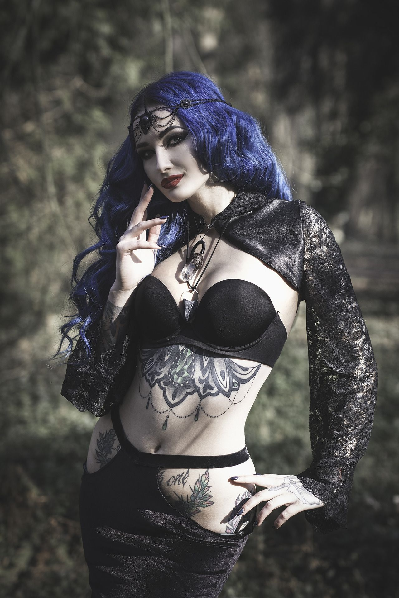 Pin On Gothic And Sexy