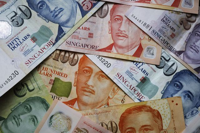 Singapore's currency is the Singapore dollar (SGD). Credit cards are  usually accepted. Bargaining is encouraged w… | Singapore dollar, Foreign  exchange rate, Dollar