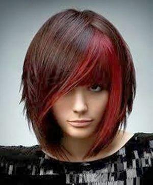 2014 Yenideğişik Kısa Kadın Saç Kesim Modellerimodası Saç Kesim