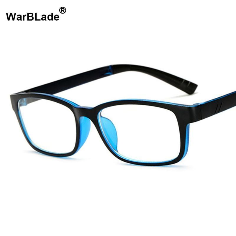 Computer Glasses Men Women Square Anti Blue Light Radiation