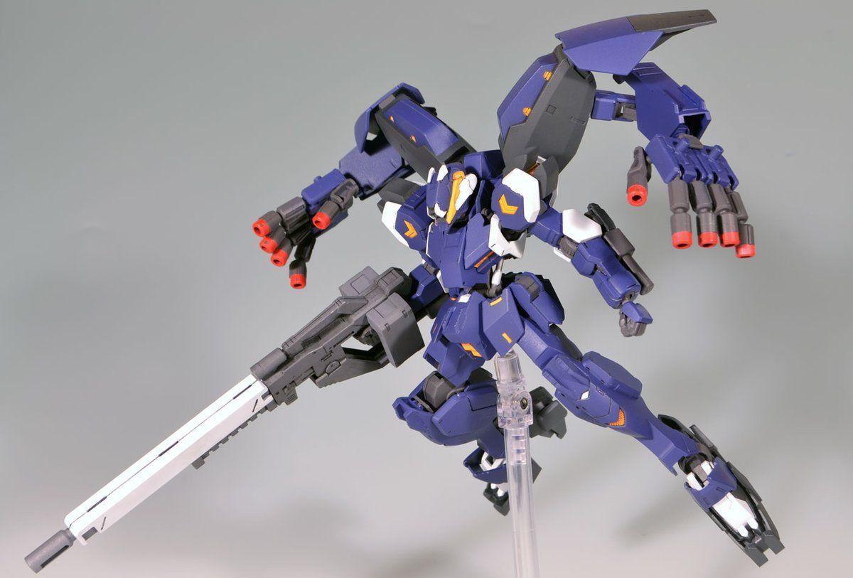 GUNDAM GUY: HG 1/144 Gundam Gusion Full City - Customized Build