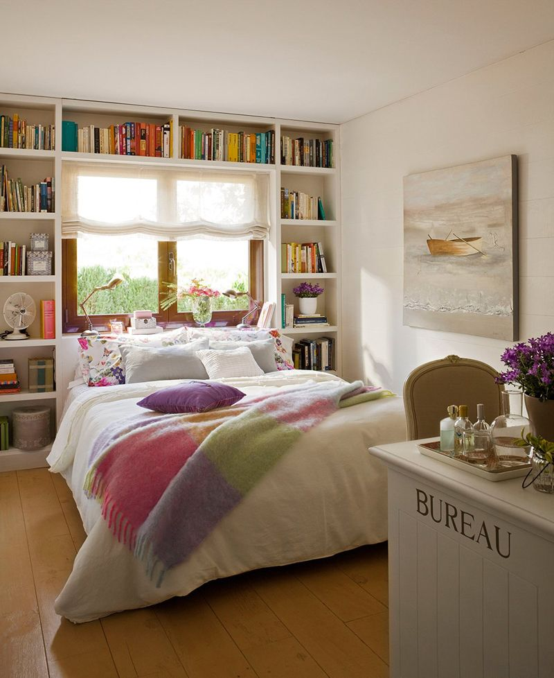 10 Cozy And Dreamy Bedroom With Galaxy Themes: Bright And Cozy Dreamy House Displaying Charming Decors