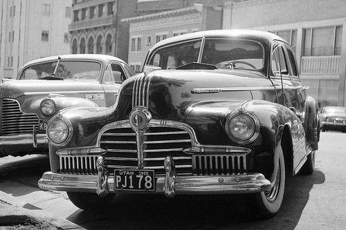1942 pontiac