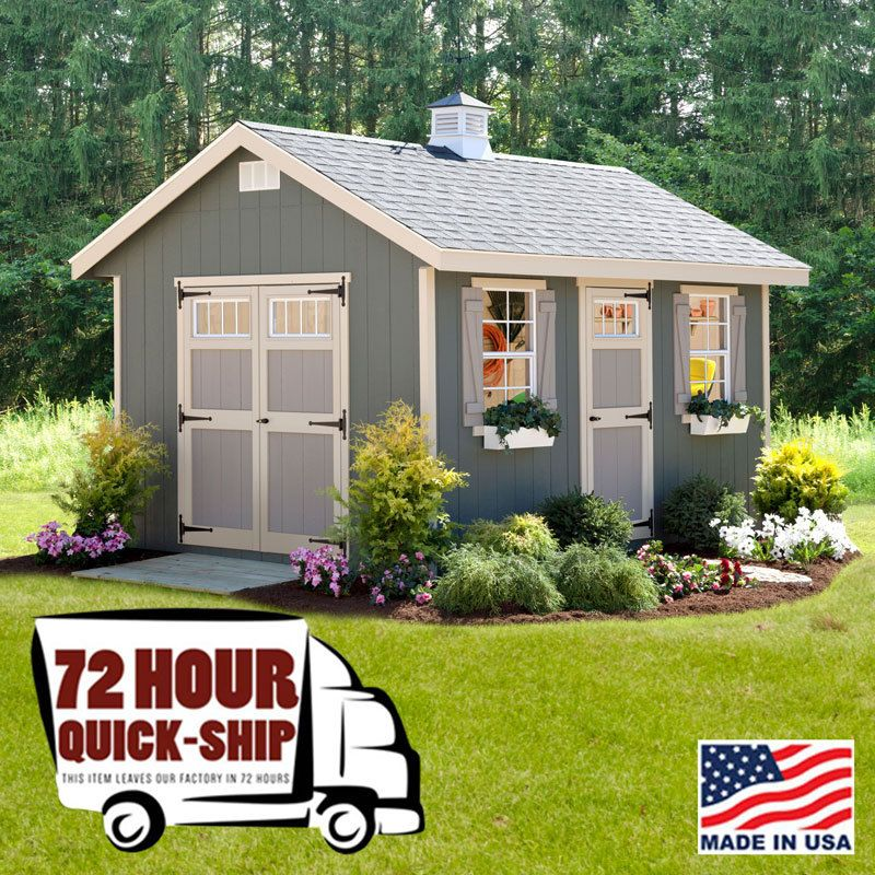 Modern Roof Style 10 X 14 Deluxe Shed Plans Design D1014m Material List 610708152040 Ebay Building A Shed Shed Plans Modern Shed