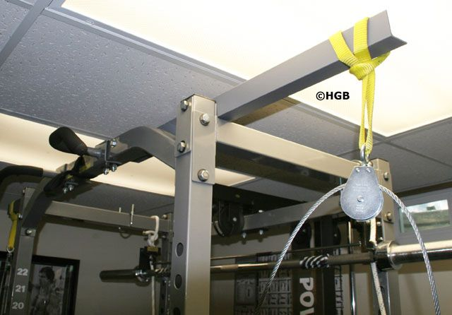 Homemade Cable Crossover Machine Cable Crossover Machine Home Made Gym At Home Gym