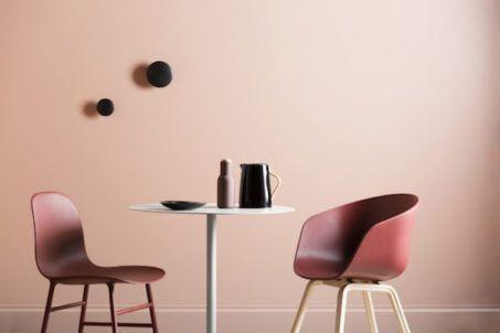 Photo of INTERIØR TRENDER | Fargene fra Milan Design Week som vil vare i 2019