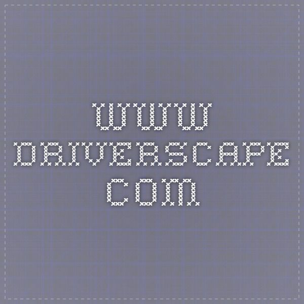 www driverscape com | Computer Hardware / Software | Flipped