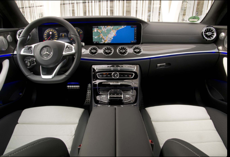 The 2018 Mercedes Benz GLK offers outstanding style and technology ...