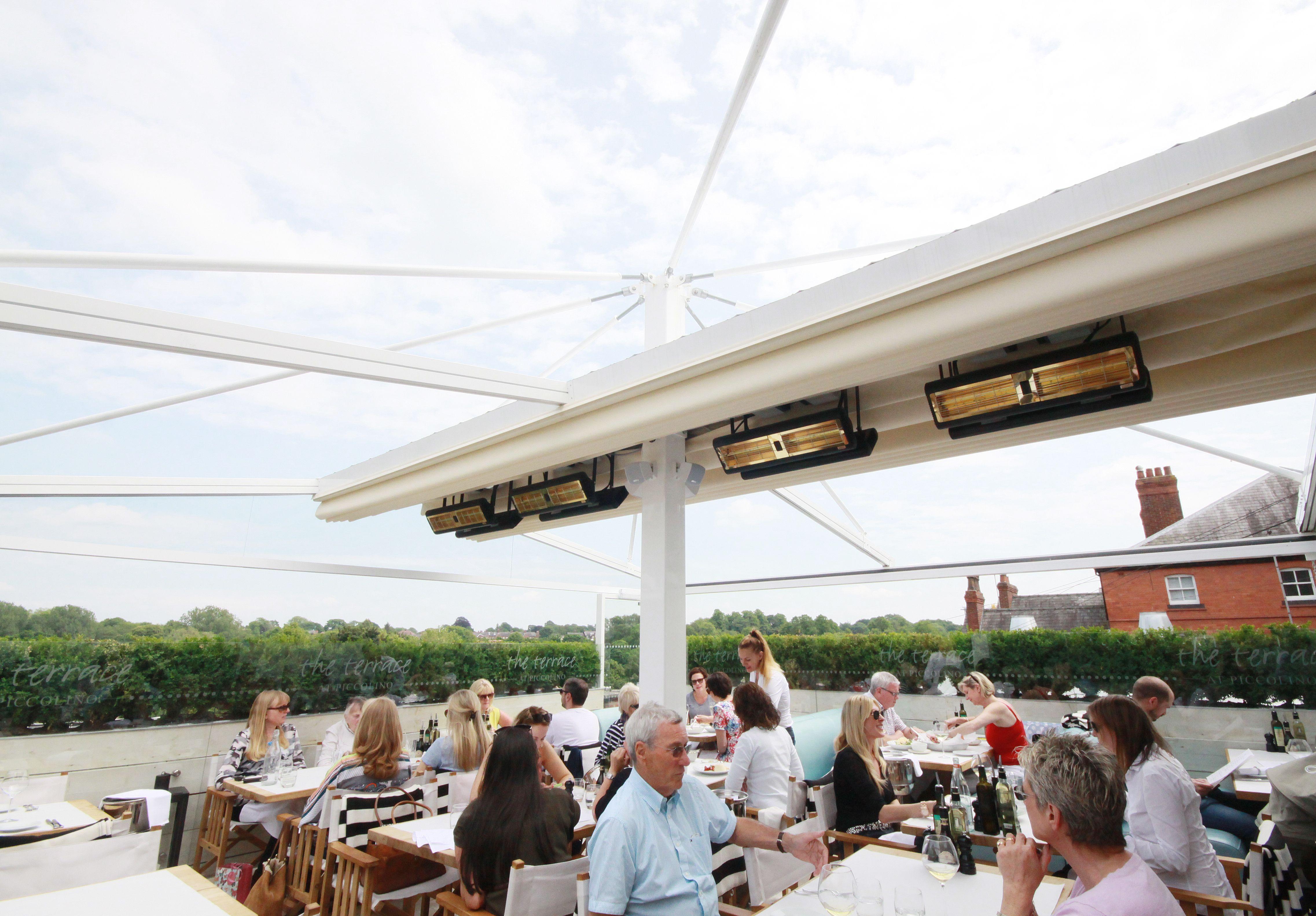 All Weather Retractable Roofs (Pergolas) - Avolon Blind ...