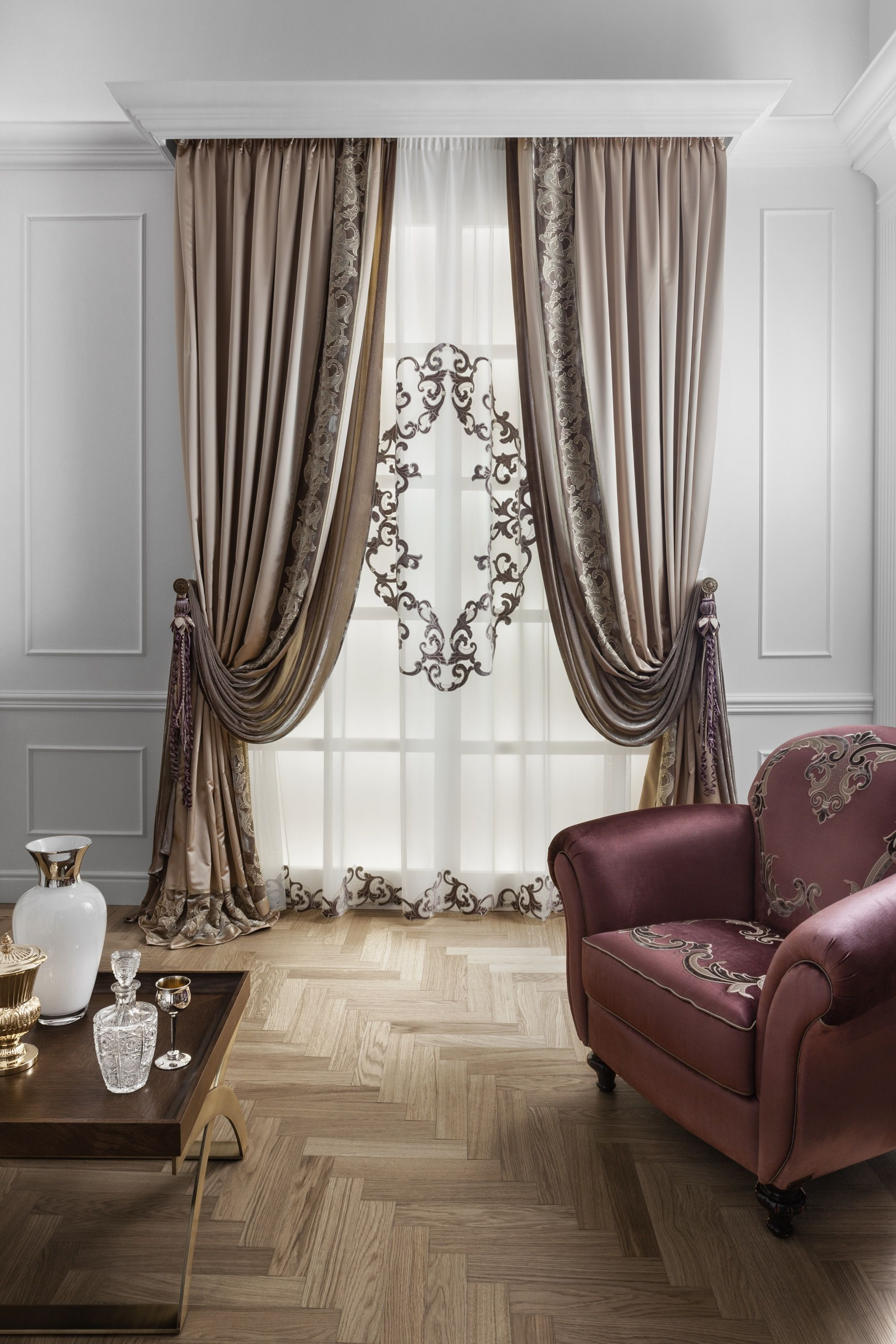 Luxury Curtains In 2020 Curtains Living Room Modern Curtains