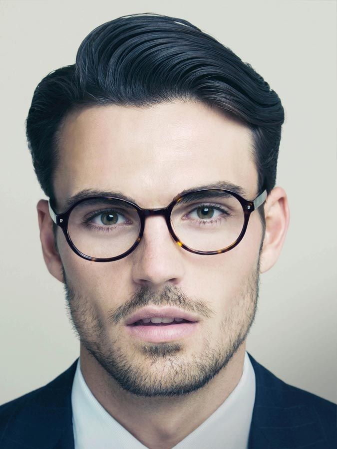 40 Favorite Haircuts For Men With Glasses: Find Your Perfect Style ...
