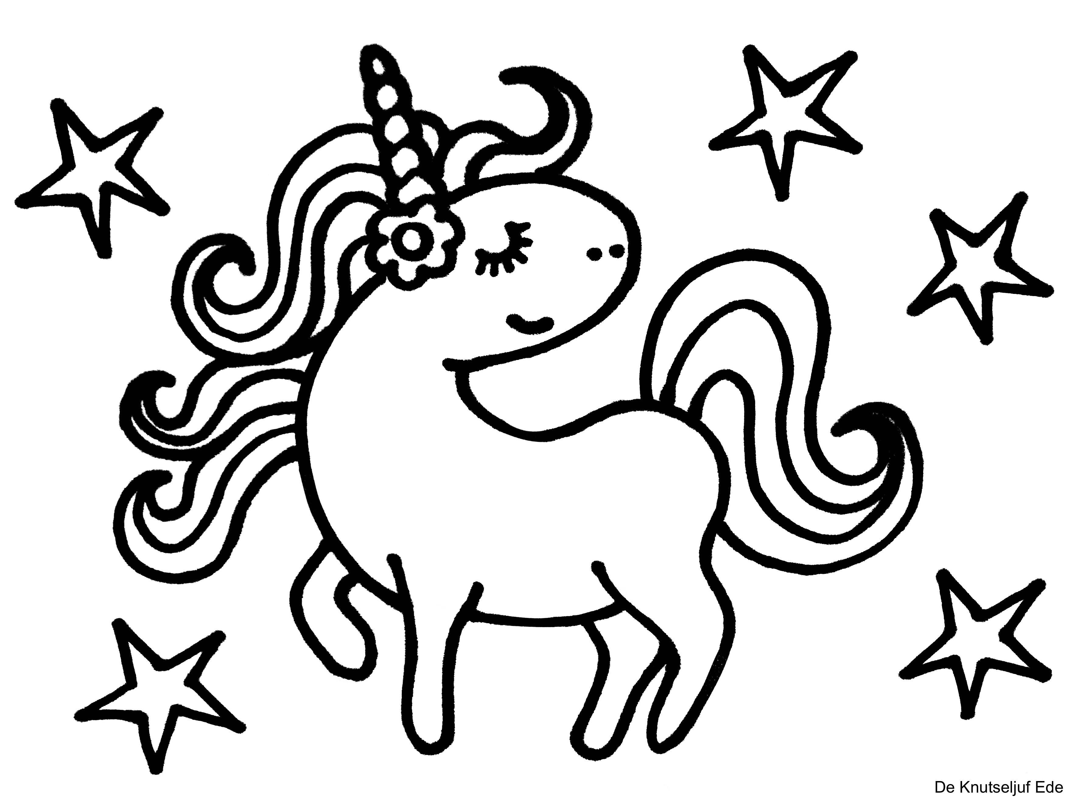 Kleurplaten Eenhoorns Unicorns Deknutseljufede Kleurplaat Kleurplaten Unicorns Eenhoorns D Kleurplaten Gratis Kleurplaten Kleurplaten Voor Kinderen