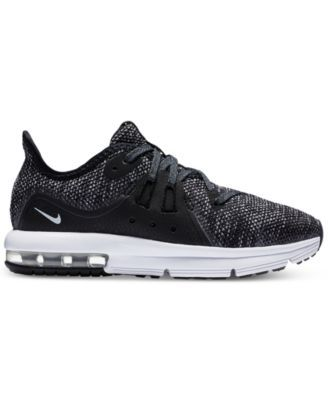 Nike Little Boys' Air Max Sequent 3 Running Sneakers from