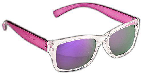 awesome Dice – Gafas de sol infantiles morado Shiny Crystal Purple  Talla talla única 426309817351