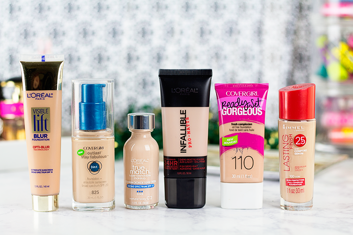 Best Drugstore Foundations Best drugstore foundation