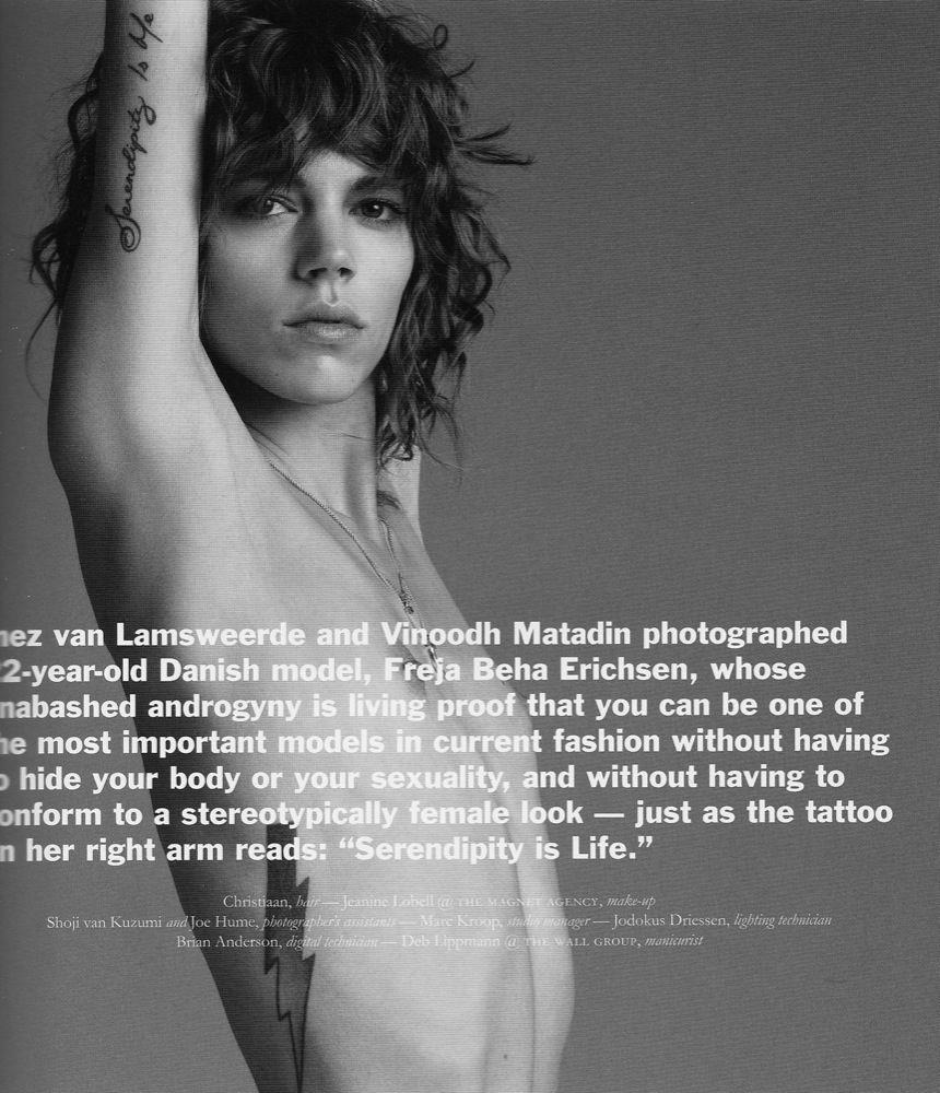 Selfie Freja Beha Erichsen naked (86 images), Leaked