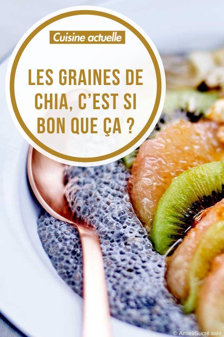 Les graines de chia, c'est si bon que ça ? (avec images