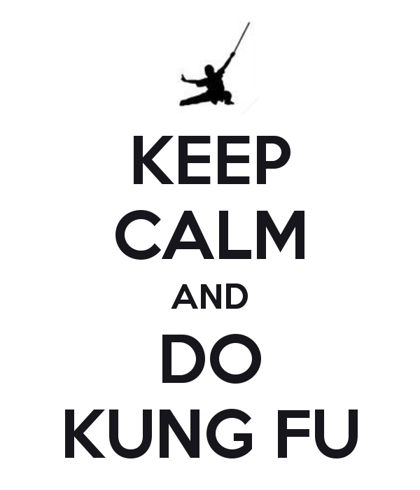 Keep Calm And Kung Fu   Google Search