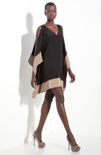 Vestido estilo trapézio Casual Σύνολα c1109762574